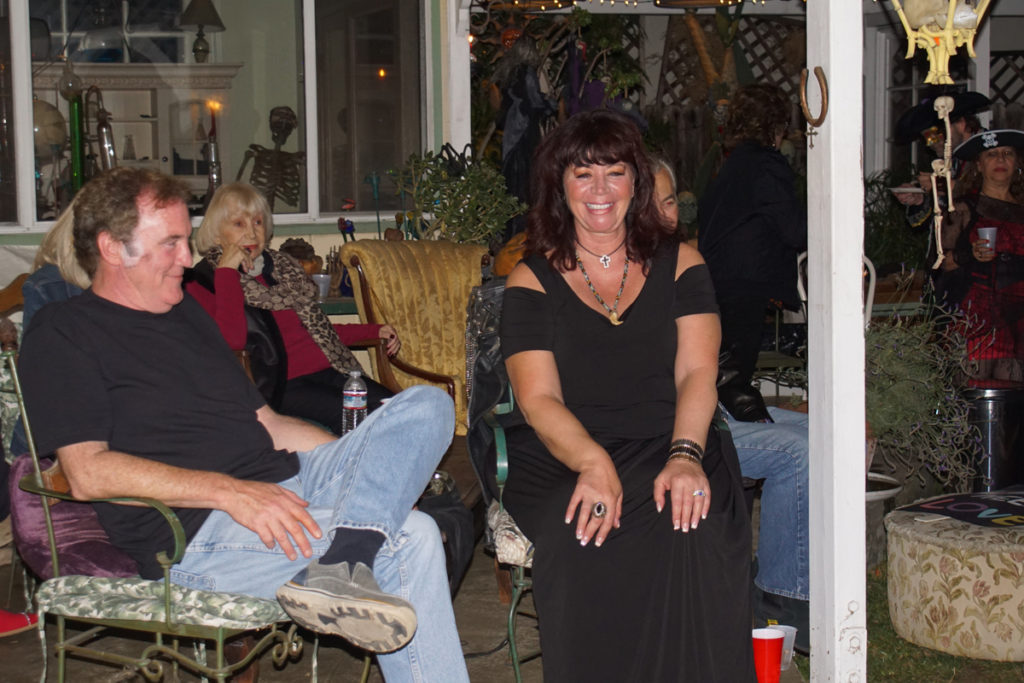 Dave's Famous Halloween Party